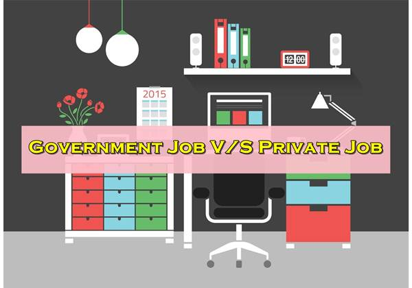 goverment-job-and-private-job