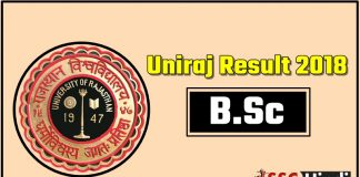 Rajasthan-Univresity-UniRaj-BSc-1-BSc-2-BSc-3-First-Second-Third-Result-2018
