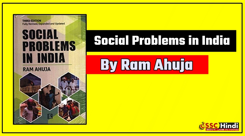 Pdf india problems social in